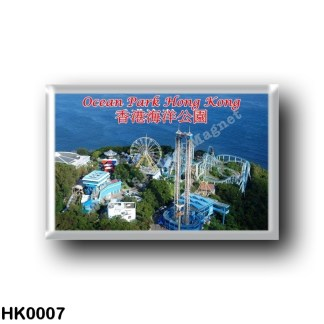 HK0007 Asia - Hong Kong - Ocean Park Hong Kong