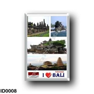 ID0008 Asia - Indonesia - Bali - I Love