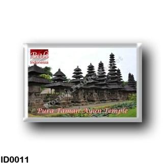 ID0011 Asia - Indonesia - Bali - Pura Taman Ayun Temple