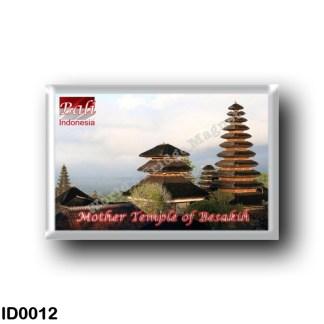 ID0012 Asia - Indonesia - Bali - Mother Temple of Besakih