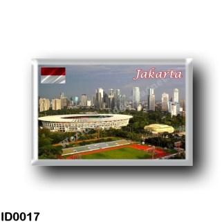 ID0017 Asia - Indonesia - Jakarta City Stadium