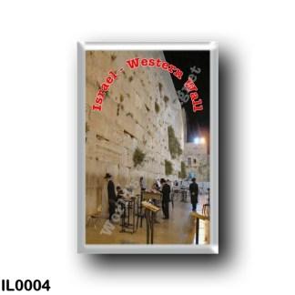 IL0004 Asia - Israel - Jerusalem - Western Woll