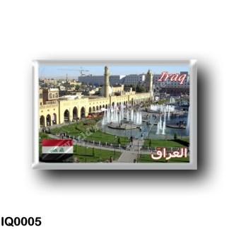 IQ0005 Asia - Iraq - Shar Park
