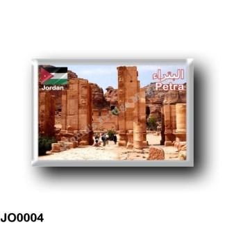 JO0004 Asia - Jordan - Petra