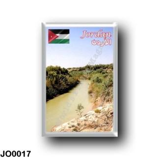 JO0017 Asia - Jordan - Jordan River
