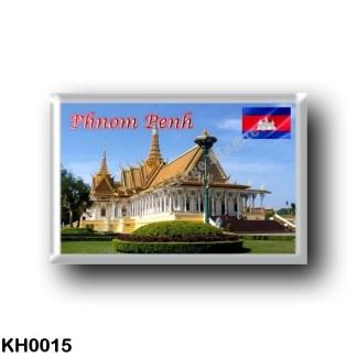 KH0015 Asia - Cambodia - Phnom Penh - Royal Place