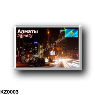 KZ0003 Asia - Kazakhstan - Almaty City