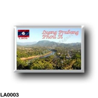 LA0003 Asia - Laos - Luang Prabang - Phou Si