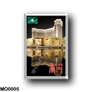 MO0005 Asia - Macau - Venetian