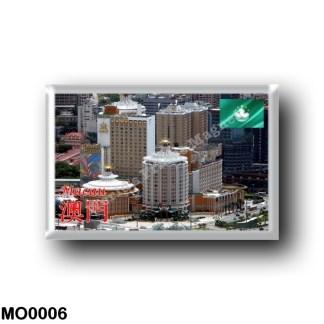 MO0006 Asia - Macau - Lisboa Casino