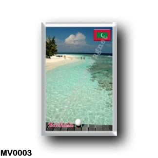 MV0003 Asia - Maldives - Bathala