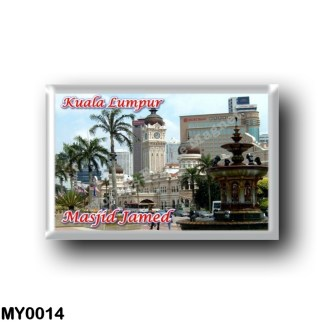 MY0014 Asia - Malaysia - Kuala Lumpur - Palazzo del Sultano Abdul Samad