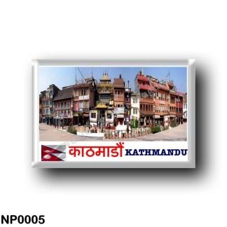 NP0005 Asia - Nepal - Kathmandu - Boudhanath