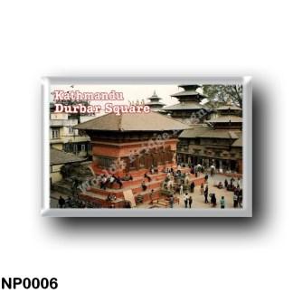 NP0006 Asia - Nepal - Kathmandu - Durbar Square