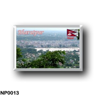 NP0013 Asia - Nepal - Bharatpur -