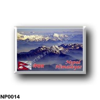 NP0014 Asia - Nepal - Himalayas