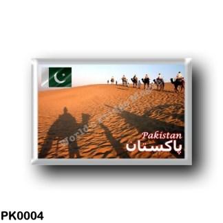 PK0004 Asia - Pakistan - Desert