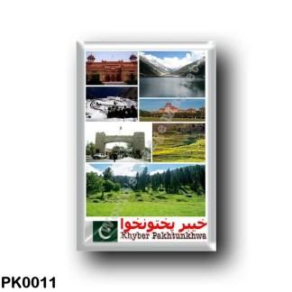 PK0011 Asia - Pakistan - Khyber Pakhtunkhwa - Mosaic