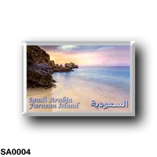 SA0004 Asia - Saudi Arabia - Farasan Island