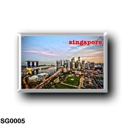 SG0005 Asia - Singapore -