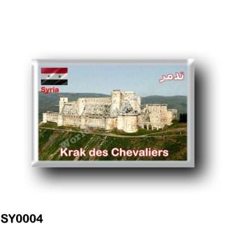 SY0004 Asia - Syria - Krak des Chevaliers
