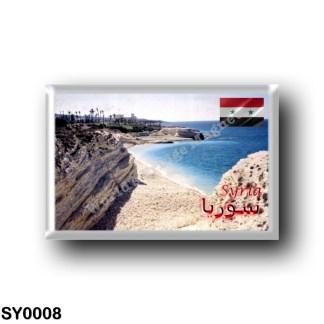 SY0008 Asia - Syria - Burj Islam