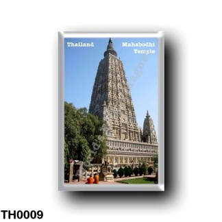 TH0009 Asia - Thailand - Mahabodhi Temple