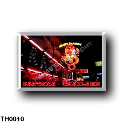 TH0010 Asia - Thailand - Pattaya - Nightclub