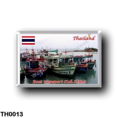 TH0013 Asia - Thailand - Rayong - Boat transport Koh Samet