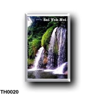 TH0020 Asia - Thailand - Sai Yok Noi - Cascata