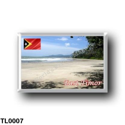 TL0007 Asia - East Timor - Remote & Pristine beaches
