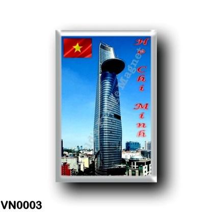 VN0003 Asia - Vietnam - Bitexco Financial Tower