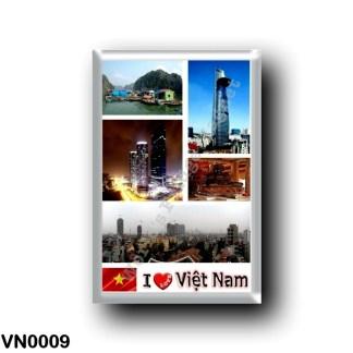 VN0009 Asia - Vietnam - Mosaic