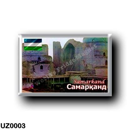 UZ0003 Asia - Uzbekistan - Samarkand - Bibi-Khanym Mosque