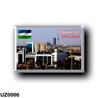 UZ0006 Asia - Uzbekistan - Tashkent City