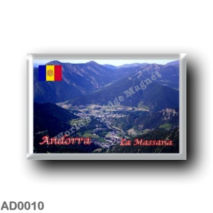 AD0010 Europe - Andorra - La Massana
