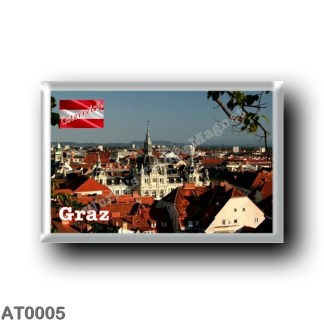 AT0005 Europe - Austria - Graz