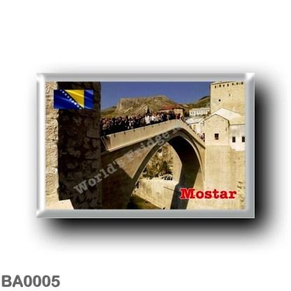 BA0005 Europe - Bosnia and Herzegovina - Mostar