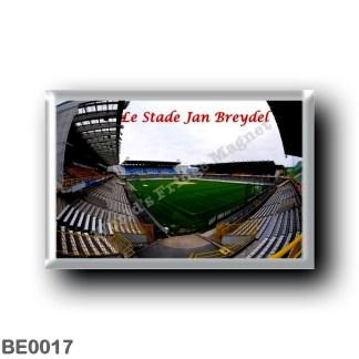 BE0017 Europe - Belgium - Bruges - Le Stade Jan Breydel
