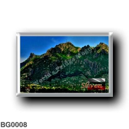BG0008 Europe - Bulgaria - Sliven