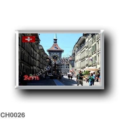 CH0026 Europe - Switzerland - Bern - Downtown