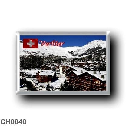 CH0040 Europe - Switzerland - Verbier - Picswiss