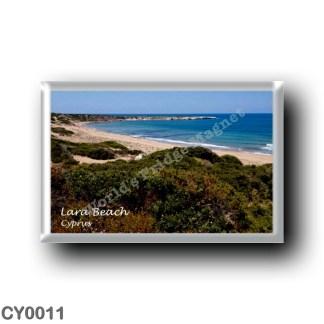 CY0011 Europe - Cyprus - Lara
