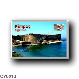 CY0010 Europe - Cyprus - Kyrenia Castle
