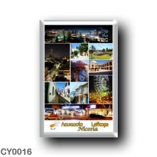 CY0016 Europe - Cyprus - Nicosia - I Love
