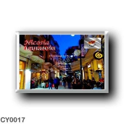 CY0017 Europe - Cyprus - Nicosia