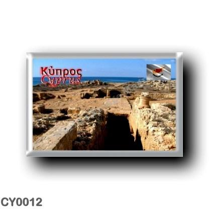 CY0012 Europe - Cyprus - Tombs of the Kings
