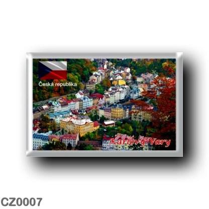 CZ0007 Europe - Czech Republic - Karlovy Vary
