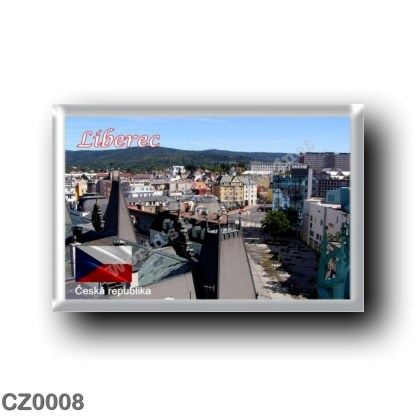 CZ0008 Europe - Czech Republic - Liberec