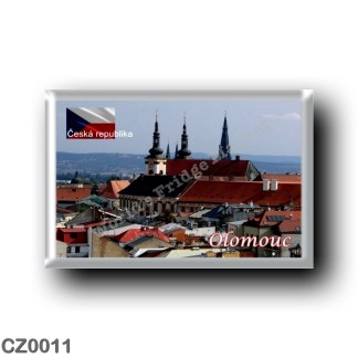 CZ0011 Europe - Czech Republic - Olomouc